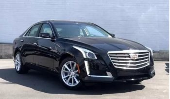2019 Cadillac CTS Sedan Lease Special