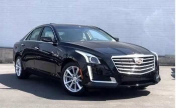 2020 Cadillac CTS Sedan Lease Special