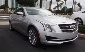 2020 Cadillac ATS Lease Special