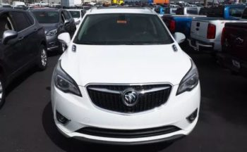 2020 Buick Envision Lease Special