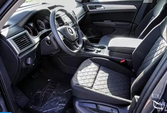 2019 Volkswagen Atlas Lease Special full