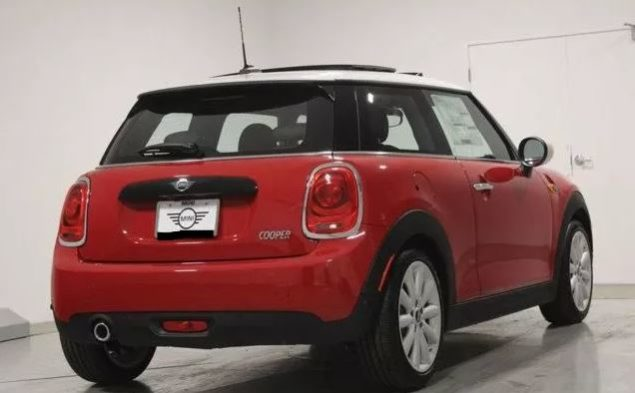2020 Mini Cooper Hardtop Lease Special full