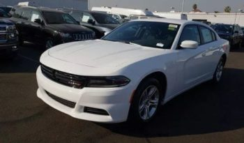 2020 Dodge Charger Lease Special full