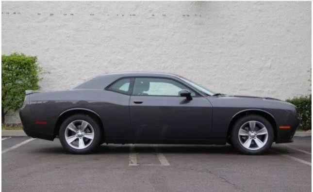 2020 Dodge Challenger Lease Special full