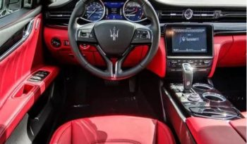 2019 Maserati Quattroporte S Lease Special full