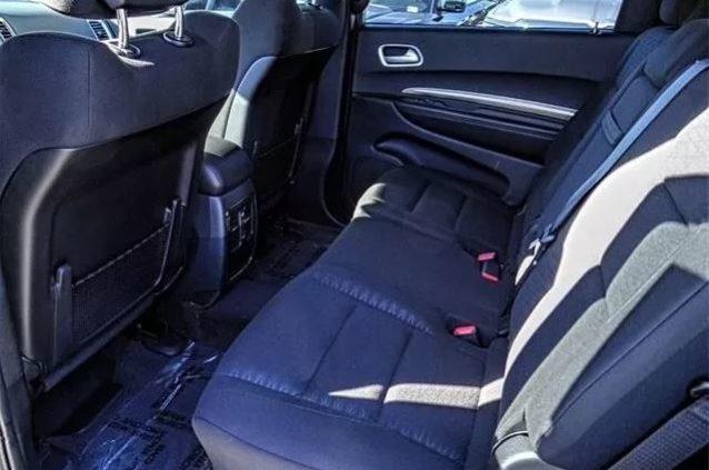 2019 Dodge Durango Lease Special full