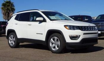 2019 Jeep Compass Latitude Lease Special